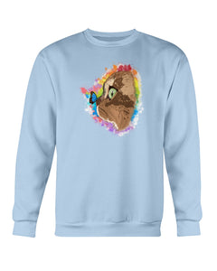 Farfor and Butterfly My Lulu Cat Official Sweatshirt