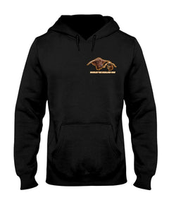 Buckley The Highland Cow Hoodie