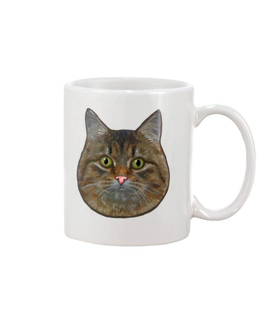 Netta The Siberian Official 11oz Mug