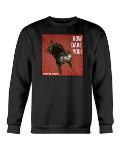 Grumpy Gonta - How Dare You! Sweatshirt
