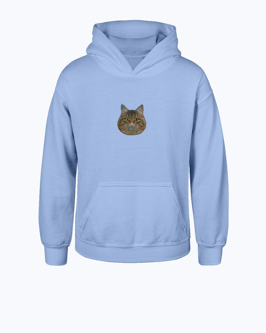Netta The Siberian Official Youth Hoodie