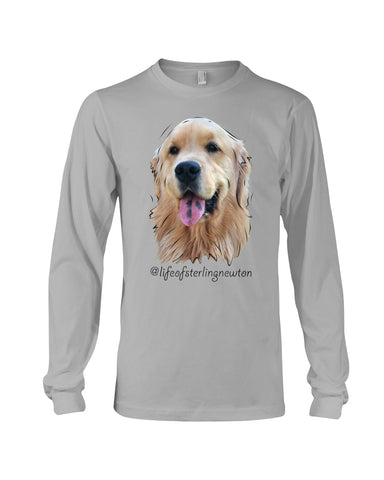 Sterling Newton Long Sleeve T-Shirt