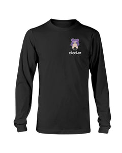 Eleeloo Small Logo Long Sleeve T-Shirt