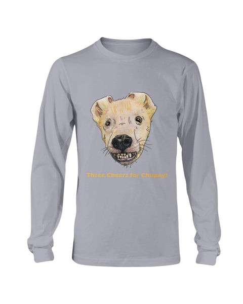 Chupey Cheers Long Sleeve T-Shirt