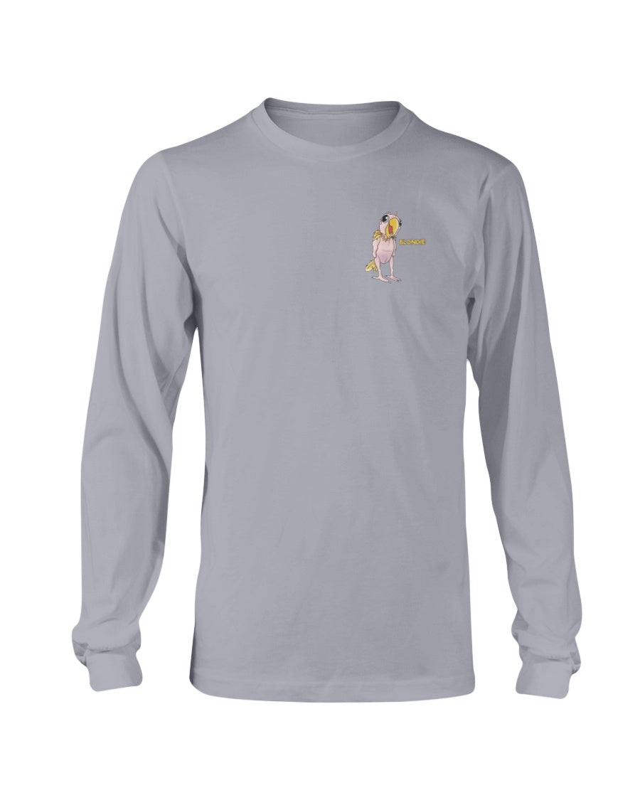 Blondie The Lovebird Long Sleeve T-Shirt