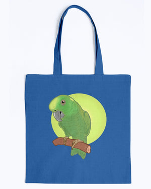 Coconut The Amazon Official Canvas Tote Bag