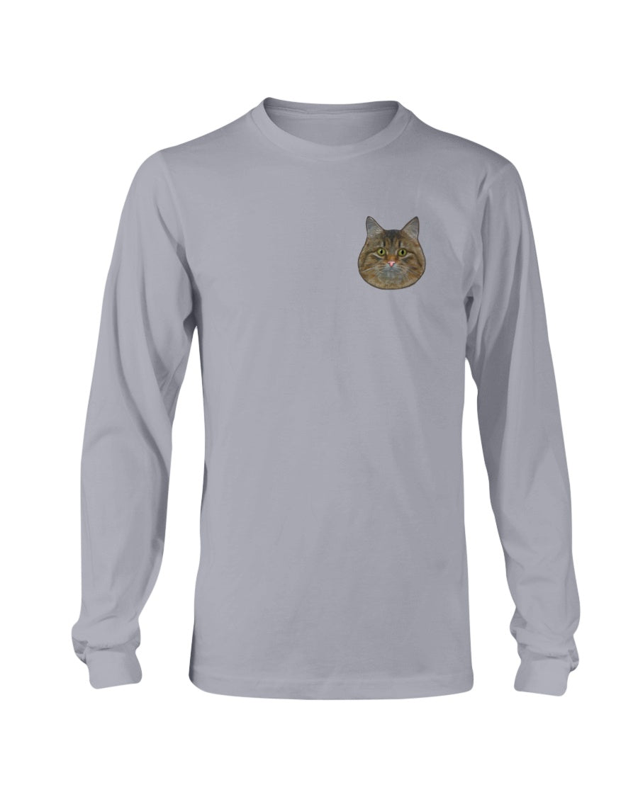 Netta The Siberian  Official Long Sleeve T-Shirt