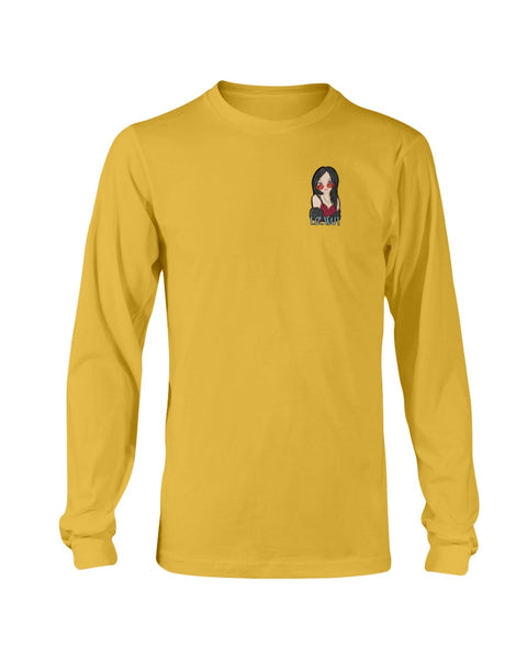 Janice Lau @lolwutjanice Official Long Sleeve T-Shirt