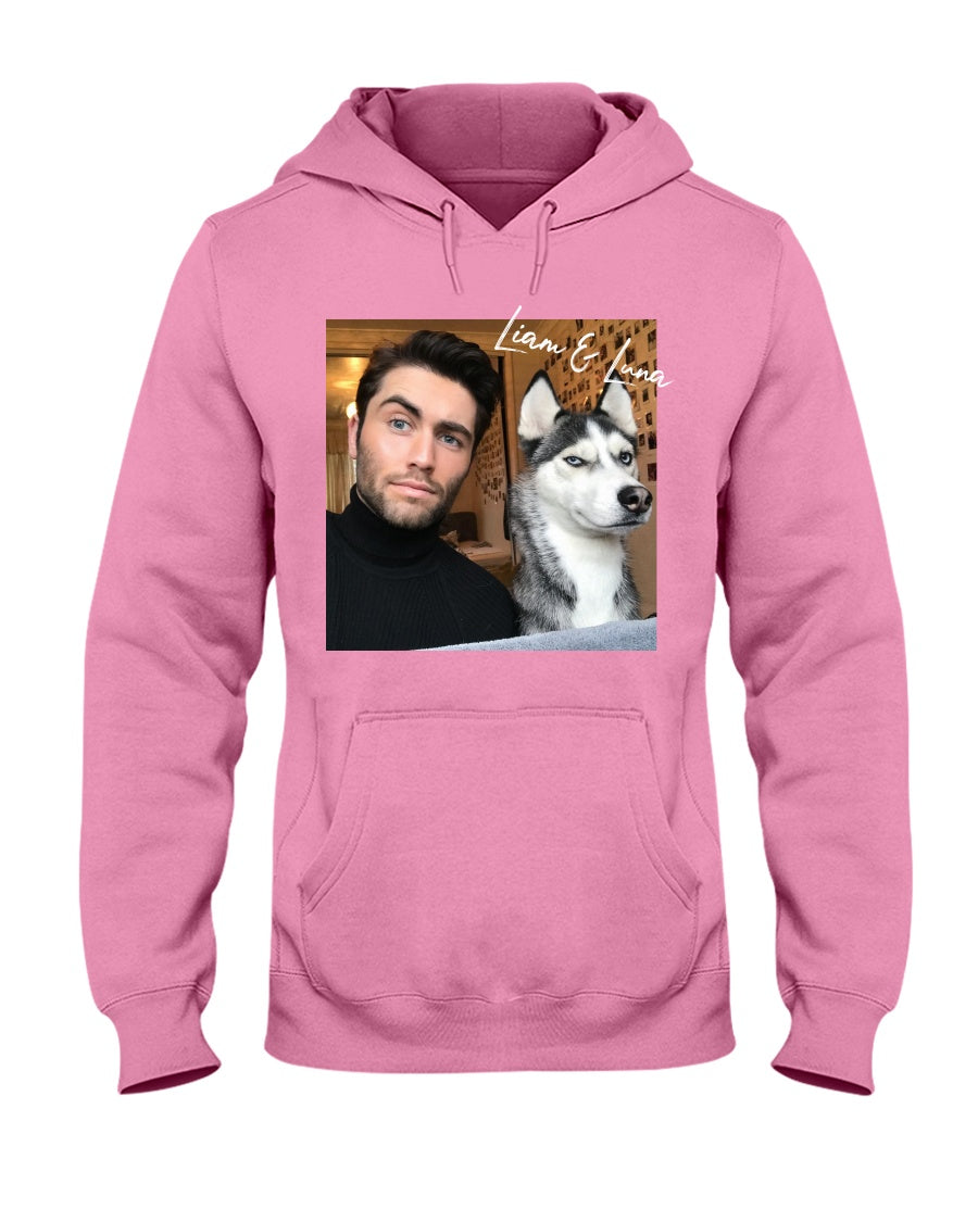 Liam and Luna Autograph Hoodie