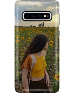 Hata Rock Sunflowers Samsung Galaxy Case