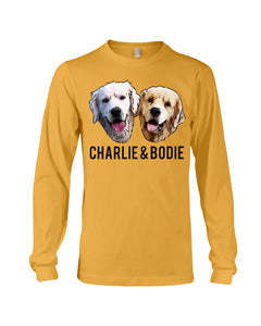 Charlie and Bodie Long Sleeve T-Shirt