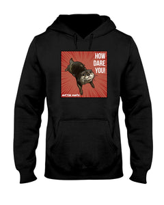 Grumpy Gonta - How Dare You! Hoodie