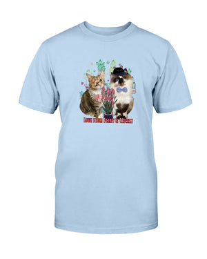 Love From Peany & Cricket Unisex T-Shirt