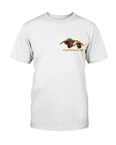 Buckley The Highland Cow Men's T-Shirt
