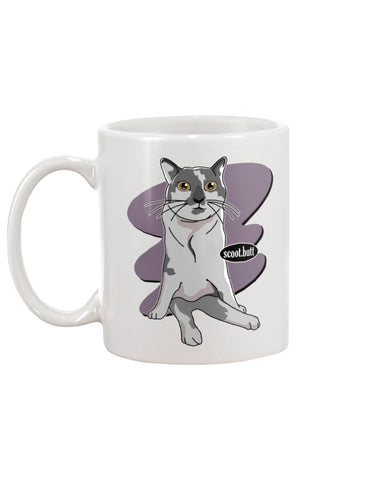 Scoot Butt 11oz Mug