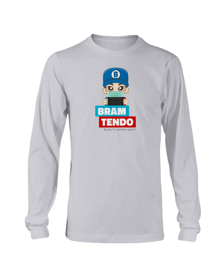 Bramtendo In Mask Official Long Sleeve T-Shirt