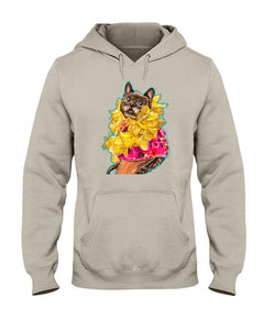 Mili the Mini Cat Hoodie