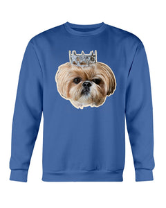 Bijou Fluff Dog Crew Official Sweatshirt