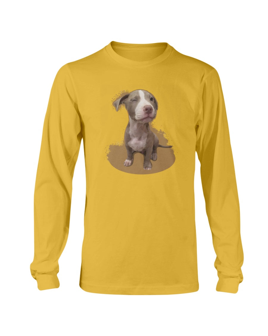 Knight The Pit Winks Official Long Sleeve T-Shirt