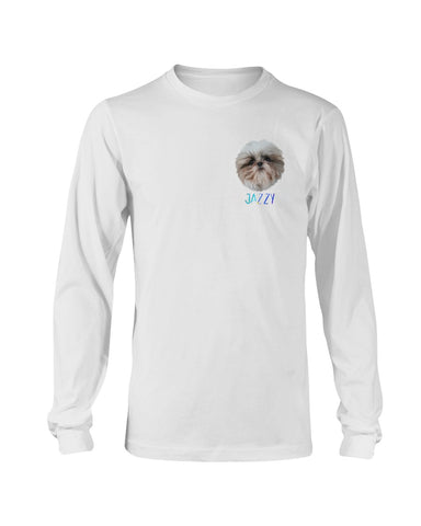 Jazzy Snoot Long Sleeve T-Shirt