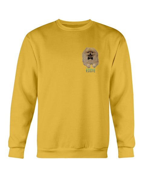 Eddie Small Logo Sweatshirt