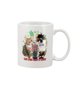 Love From Peany & Cricket 11oz Mug