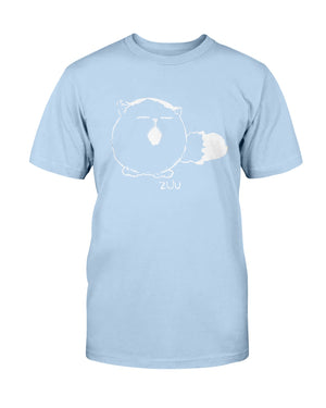 Pechanko Bocco Zuu Sky Blue Official Unisex T-Shirt