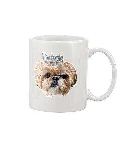 Bijou Fluff Dog Crew Official Mug 11oz