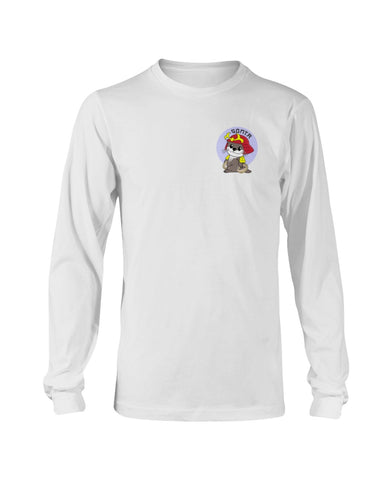 Gonta Otter Ring Master Long Sleeve T-Shirt