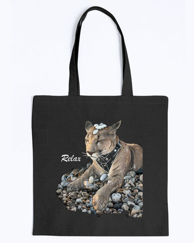Messi Relax Tote Bag-Kucicat