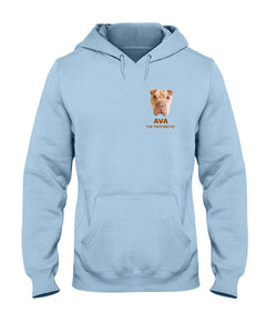 Ava The Tapping Pei Hoodie