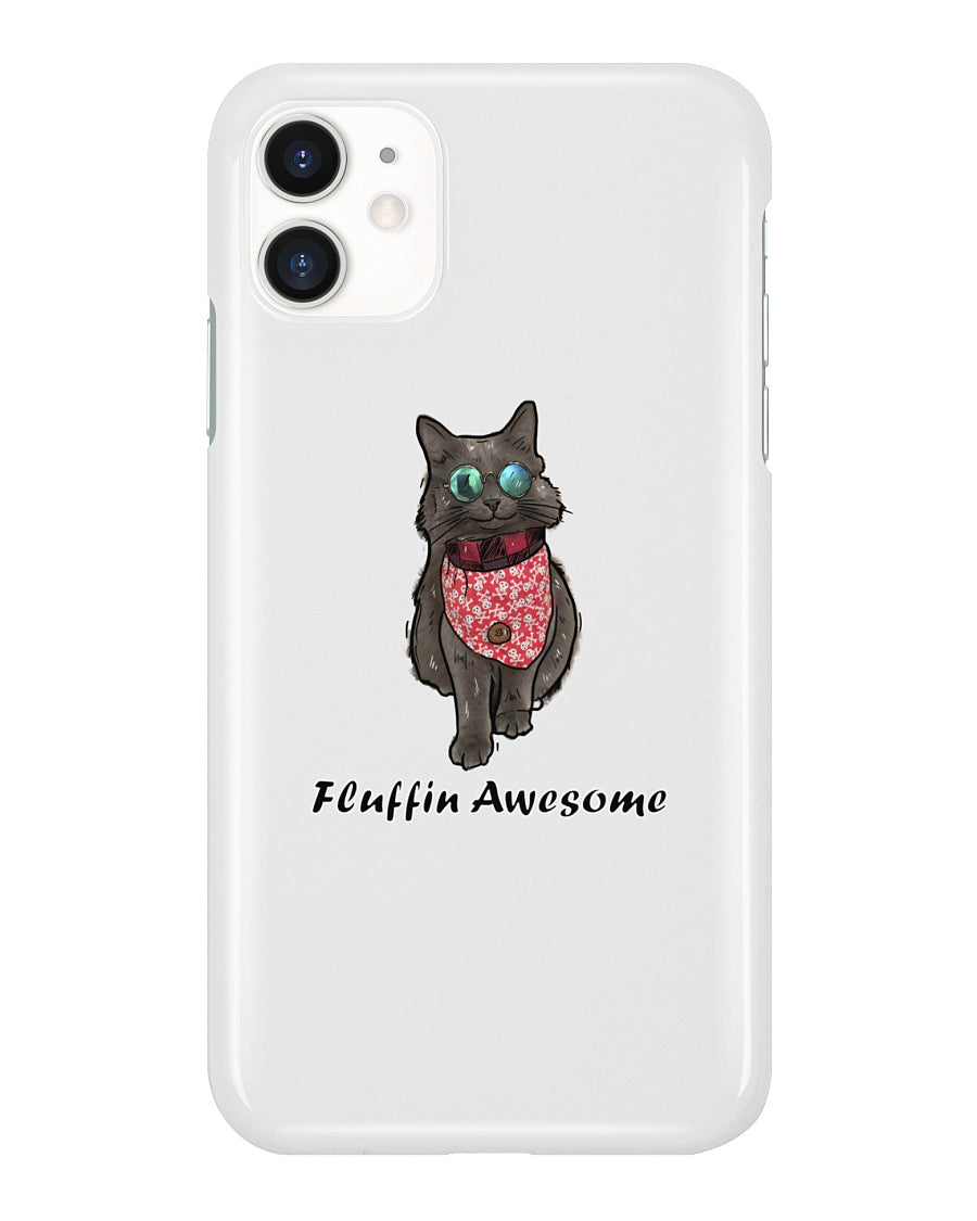 The Cat Shadow Official iPhone Case