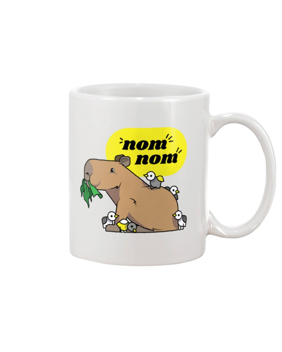 Crazy Cody - JoeJoe The Capybara 11oz Mug
