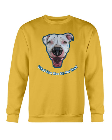 Mayor Roo @ataleof2pitties Sweatshirt