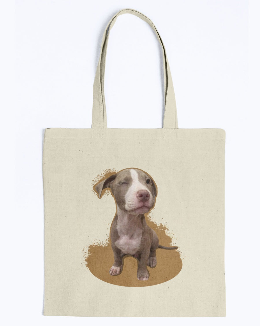 Knight The Pit Winks Official Canvas Tote Bag