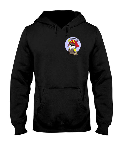 Gonta Otter Ring Master Hoodie