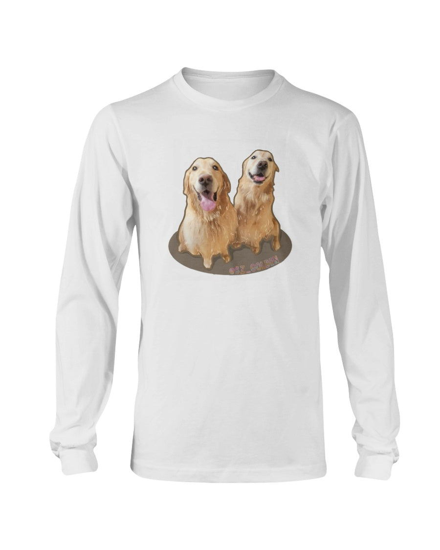 Bodhi & Fansu Smile Long Sleeve T-Shirt