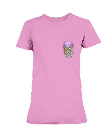 Peany Todd Head Ladies T-Shirt