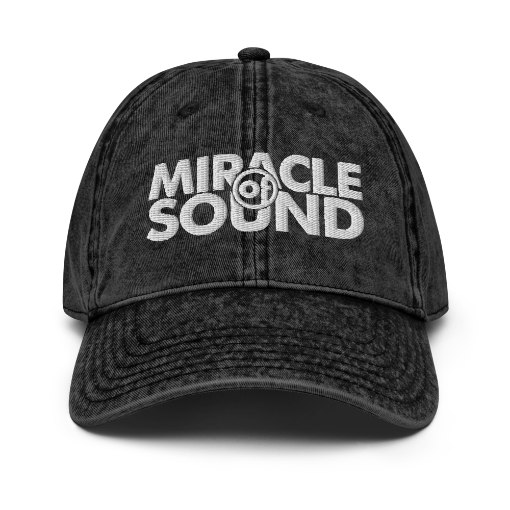 Miracle of Sound Vintage Cap