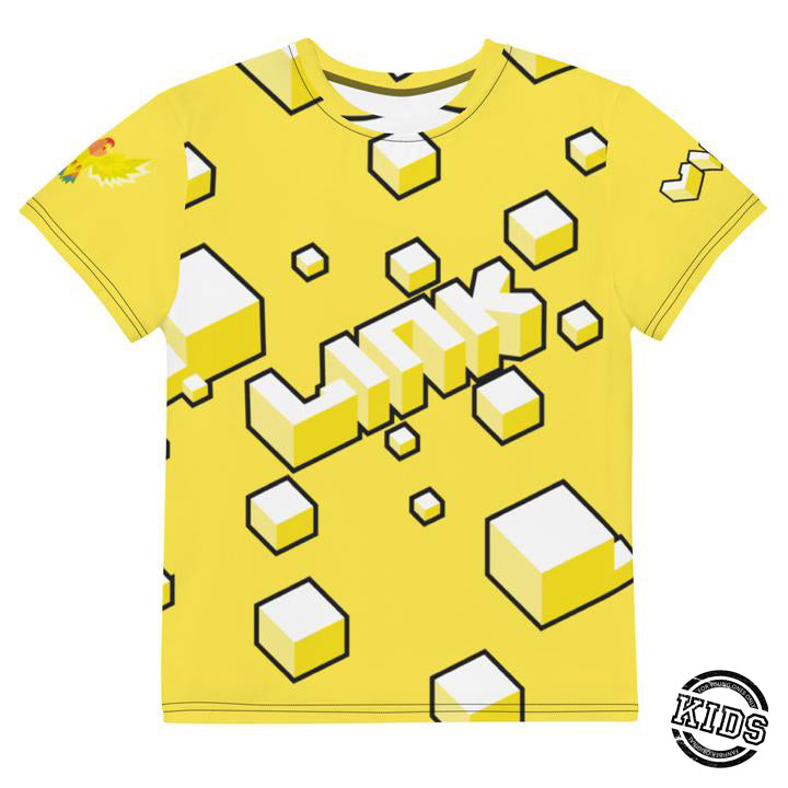 KIDS LinkTijger All-Over T-shirt