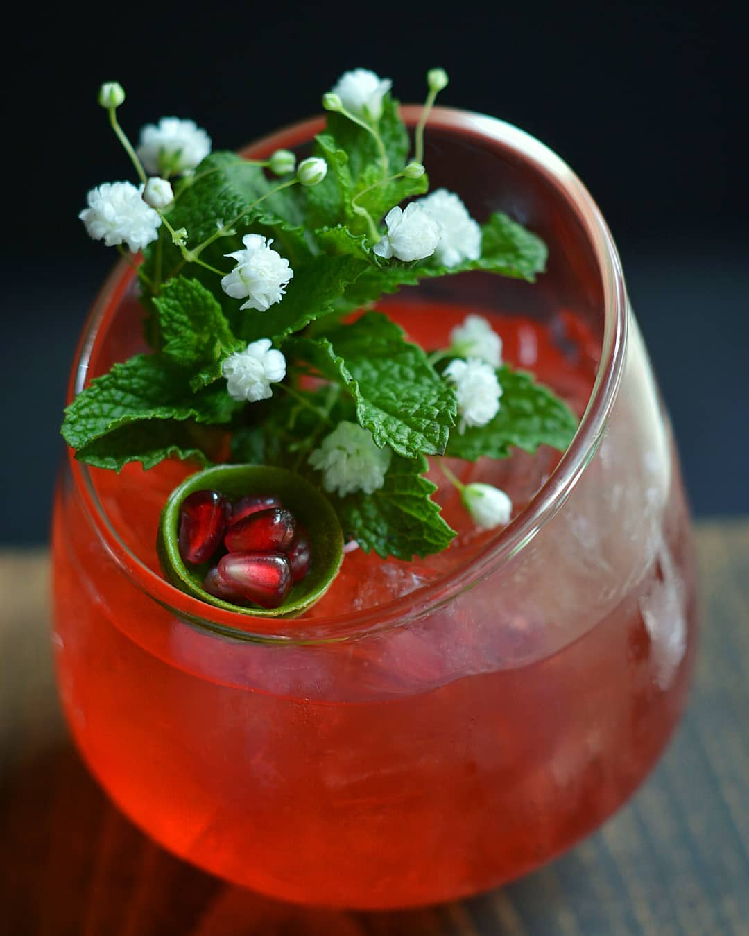 Tasty Recipes: Pomegranate Mule