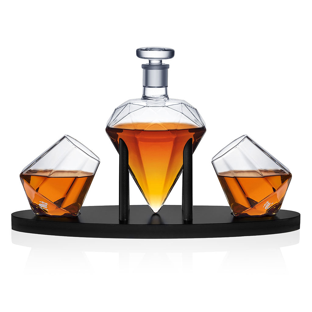 Diamond Whiskey Decanter (Pre Order)
