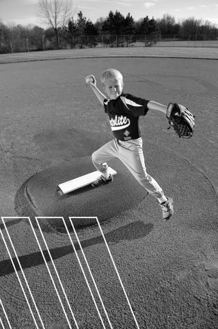 youth and little league pitching mounds