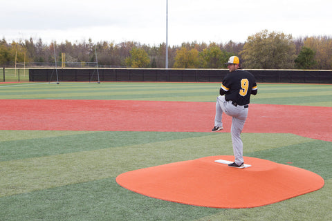 Clay Game Pitching Mound by True Pitch Mounds