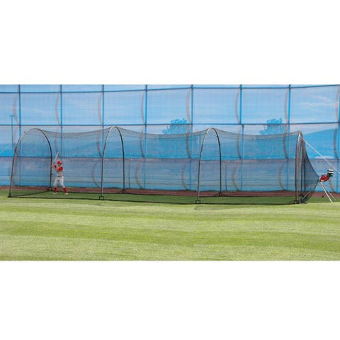 long tunnel batting cages