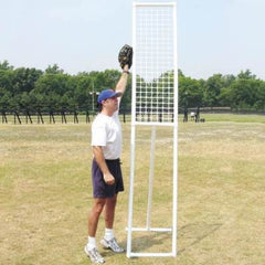 "SportPanel® Fencing Foul Poles - 10'H x 15""W - Pitch Pro Direct"