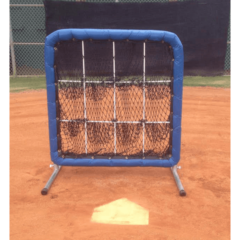 12 Hole Pitcher's Pocket Pitching Aid For Baseball - Pitch Pro Direct