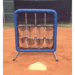 12 Hole Pitcher's Pocket Pitching Aid For Baseball