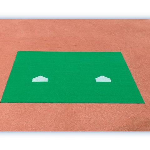 ProMounds Bullpen Pitcher's Mat 12' X 12' - Pitch Pro Direct