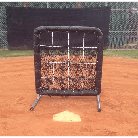 16 Hole Pitcher's Pocket Pitching Aid For Baseball - Pitch Pro Direct